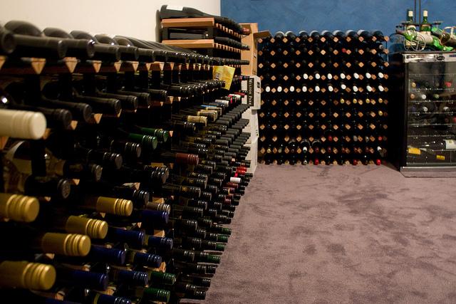 wino-przechowywanie