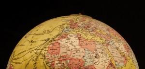 Kolekcja globusów