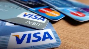 Kolekcja kart kredytowych